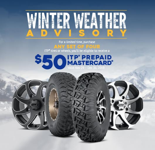 Winter 2019 Rebate
