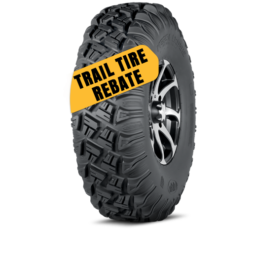 50 Trail Tire Rebate